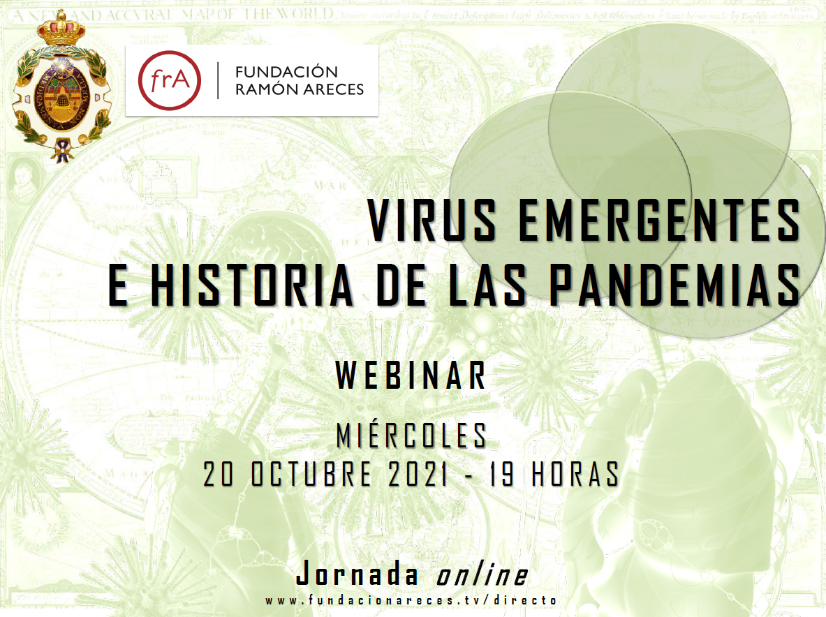 VIRUS EMERGENTES E HISTORIA DE LAS PANDEMIAS